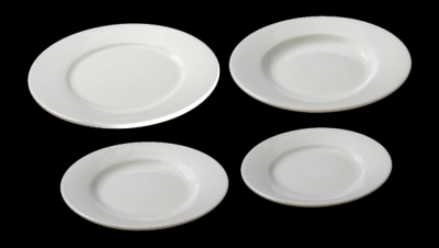 Image for BRIMMED DISH