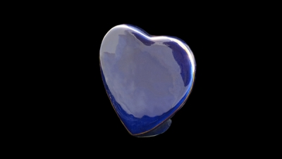 Image for COBALT HEART WITH GOLD