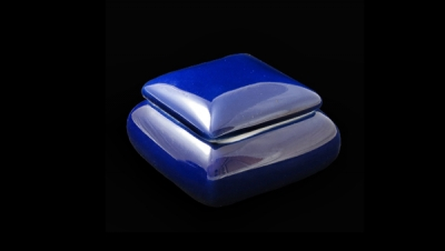 Image for COBALT SQUARE JEWELRY BOX