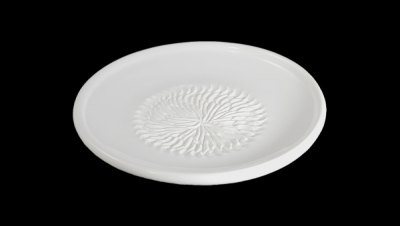 Image for GARLIC SCRAPING PLATE