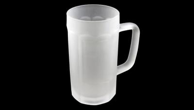 Image for GLASS BEER JAR SHIELD