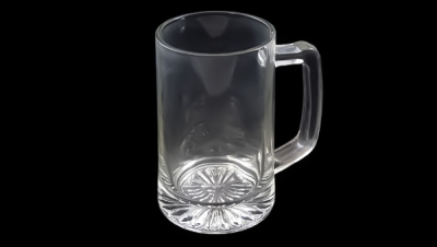 Image for GLASS BEER MUG 30cl