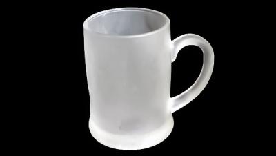 Image for GLASS BEER MUG OPAQUE