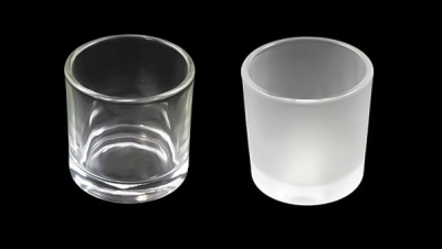 Image for GLASS CUP CUBE