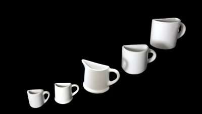 Image for HALF CUP FOR MAGNET
