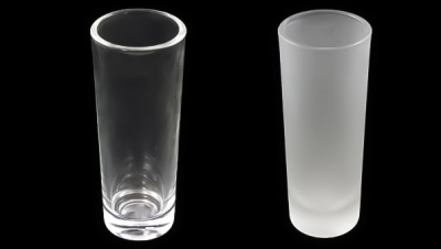 Image for HIGH CANE GLASS CUP