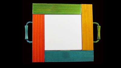 Image for MAT COLORS WITH HANDLES 15X15