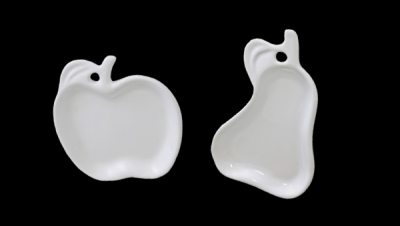 Image for PORCELAIN FRUITS WITH HOLDER