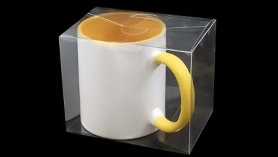 Image for PVC BOX FOR MUG WITHOUT HANDLE