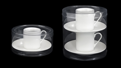 Image for PVC BOX SET FOR COFFEE MOD. 9804-D