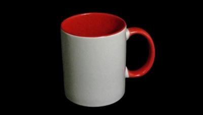 Image for RED MUG SUBLIMATION