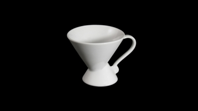 Image for SMALL CUP WITH PEDESTAL