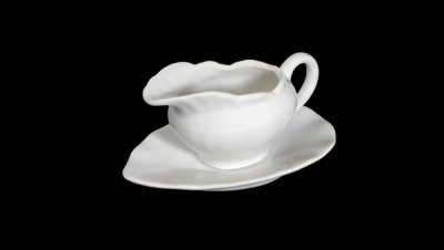 Image for SMALL SAUCER WITH PLATE