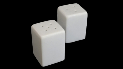 Image for SQUARE SHAPED SALT AND PEPPER