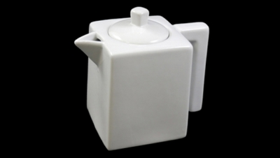 Image for SQUARE SHAPED TEAPOT