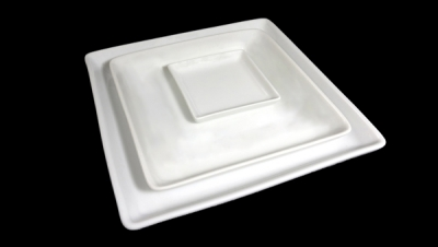 Image for SQUARE SHAPED TRAY 1