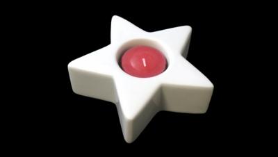 Image for STAR CANDLEHOLDER