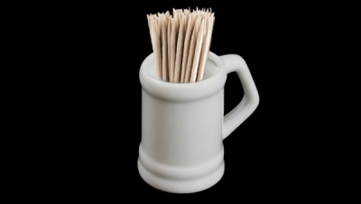 Image for TANKARD HOOP TOOTHPICK HOLDER
