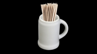 Image for TANKARD TOOTHPICK HOLDER