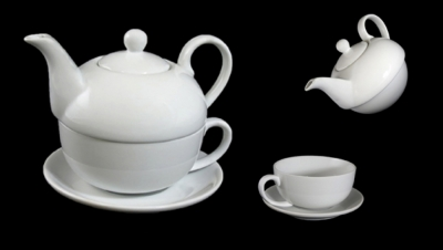 Image for TEAPOT WITH CUP
