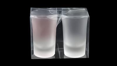 Image pour BOX PVC POUR DEUX PLANS MOD. 1402-V