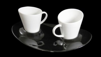 """Image pour CAFÉ GONDOLE """"TÚ Y YO"""" - NOIR"""
